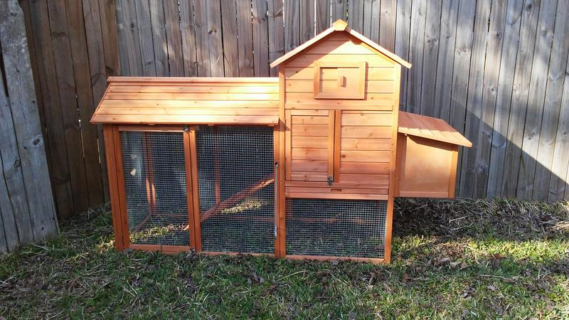 Best Choice Products Outdoor Wooden Chicken Hen House  review