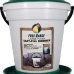 Harris Farms Green Poultry Drinker  review