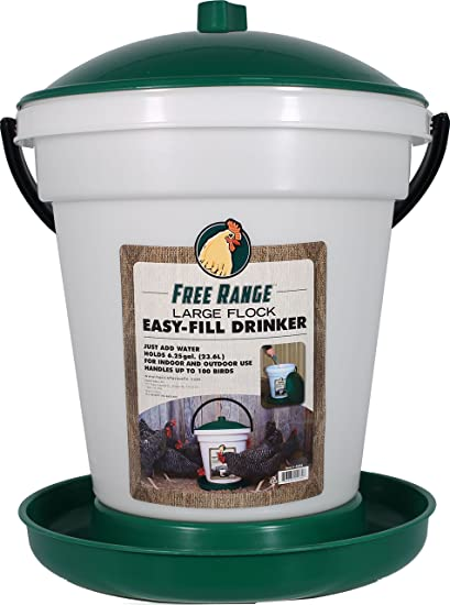 Best automatic chicken waterer