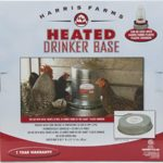 Harris Farms Heated Poultry Drinker Base  review