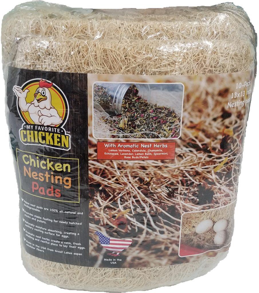 Chicken Bedding