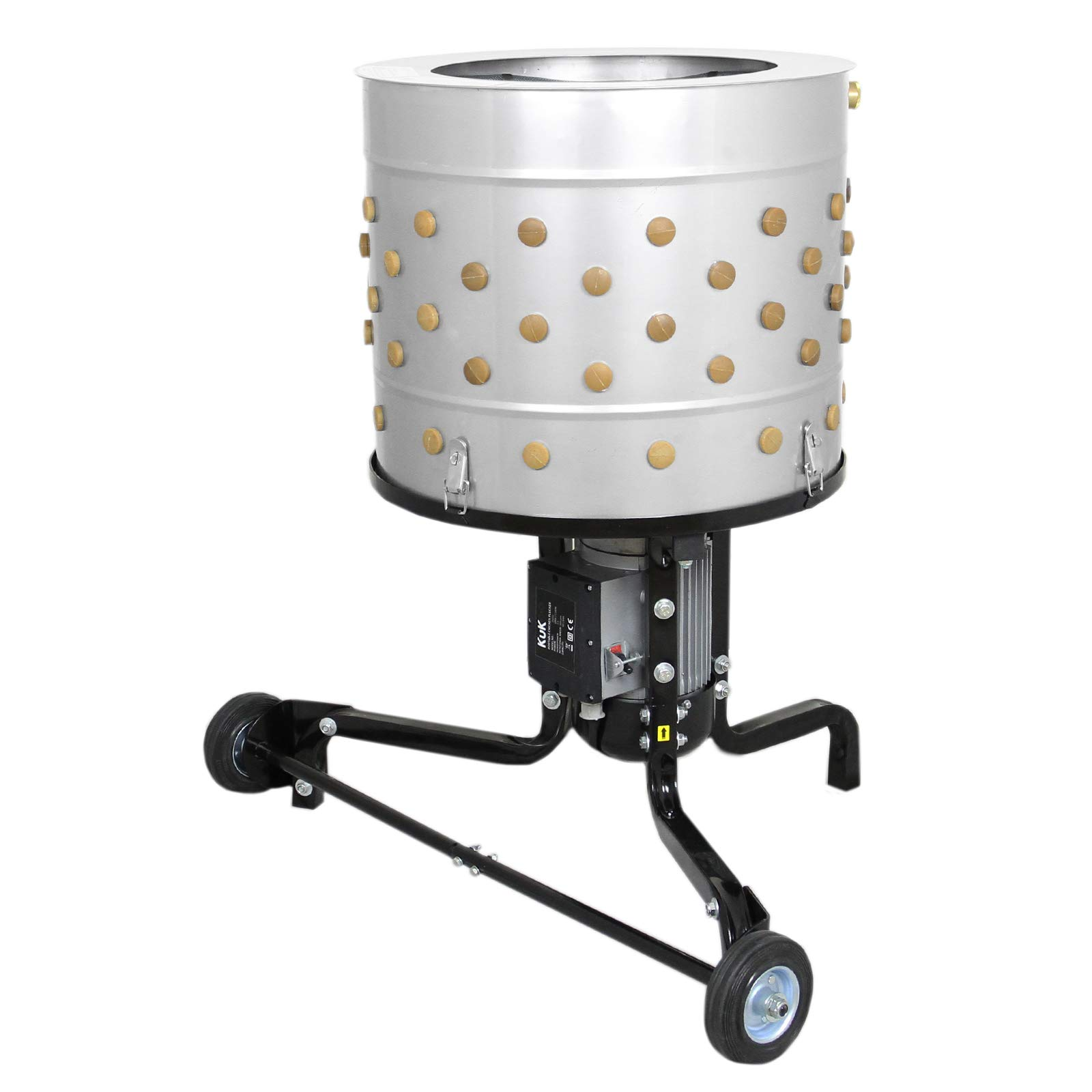 KuKoo Portable Poultry Plucker Machine review