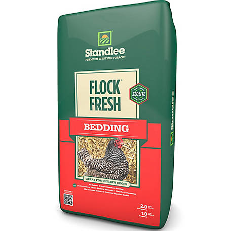 Standlee Hay Company Flock Fresh Premium Poultry Bedding  review