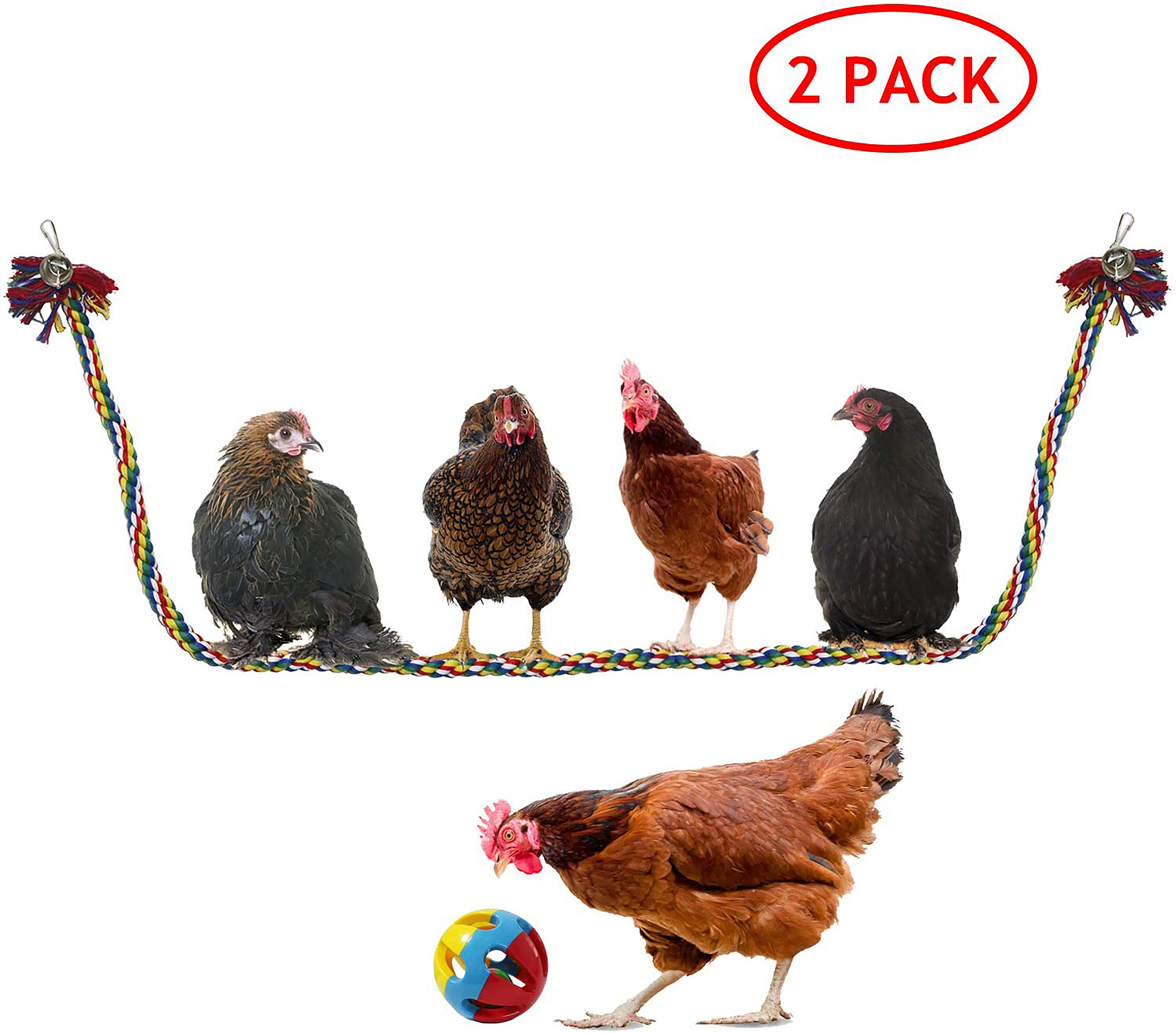 Chicken Swing Rope  review