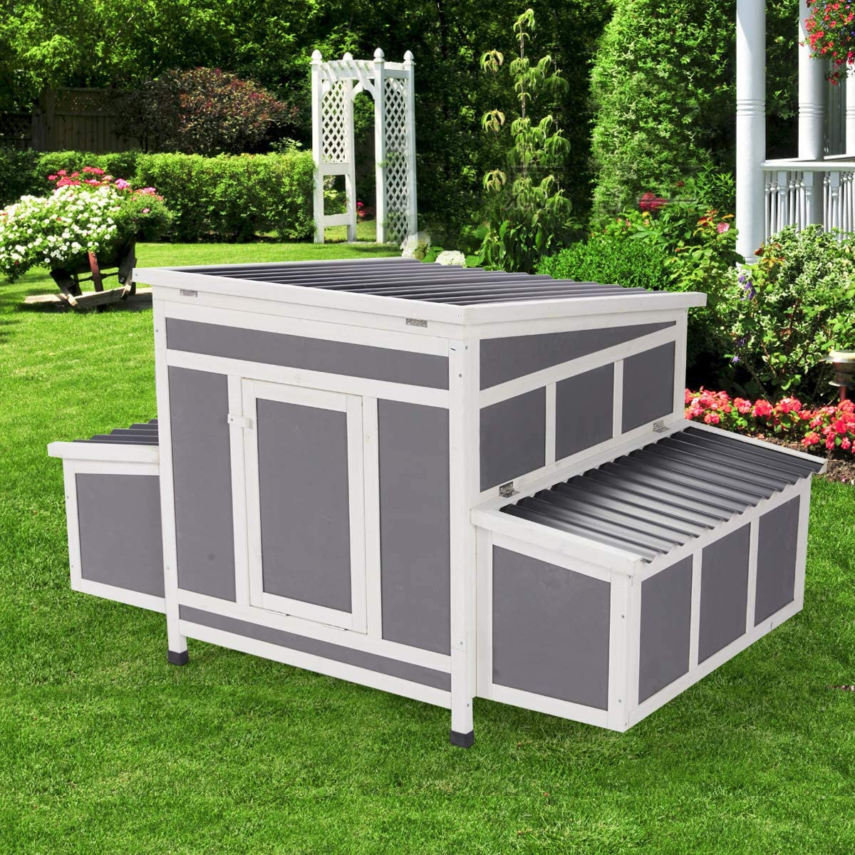 Large Chicken Coop review