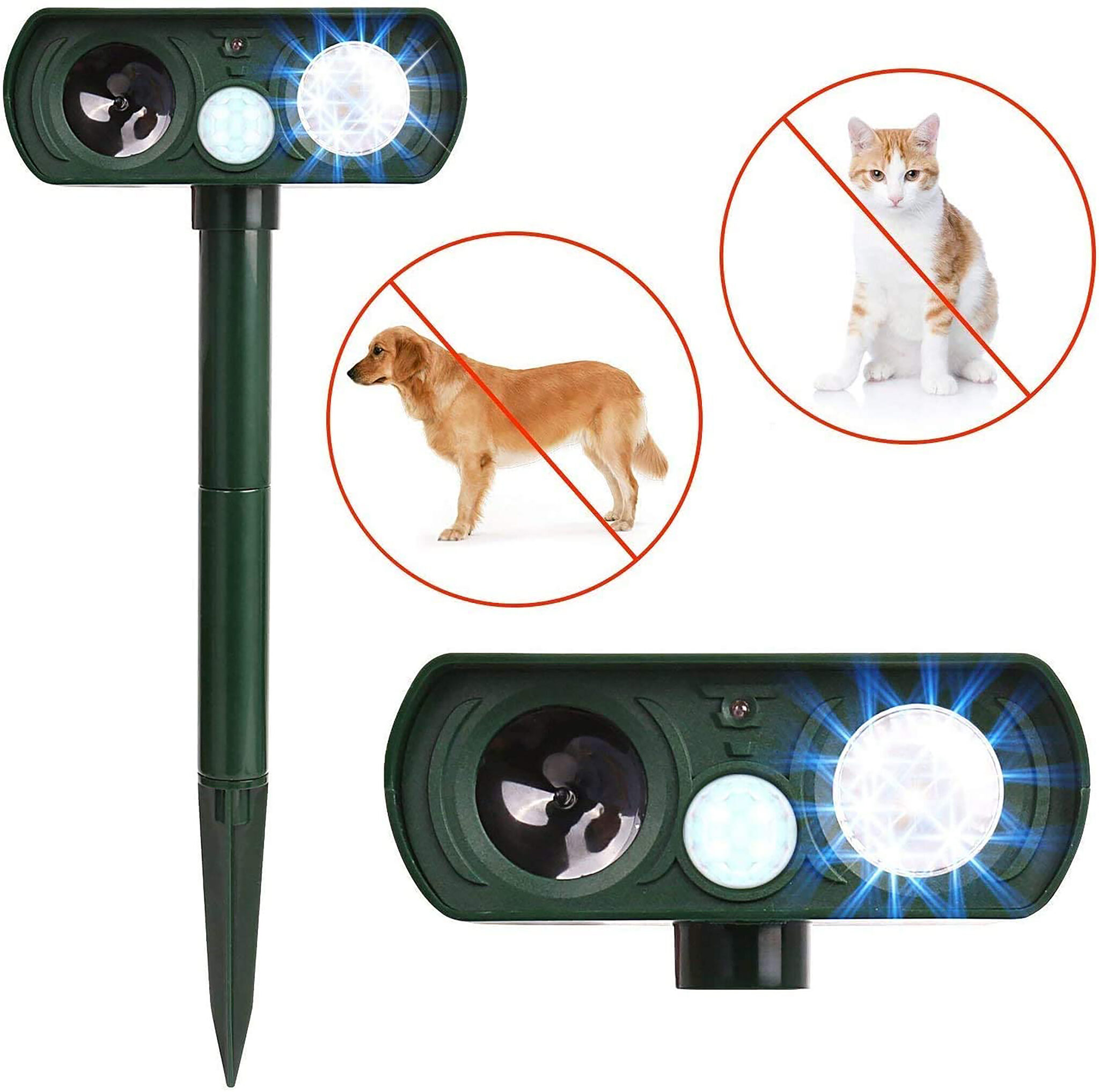 Humutan Ultrasonic Dog Repellent