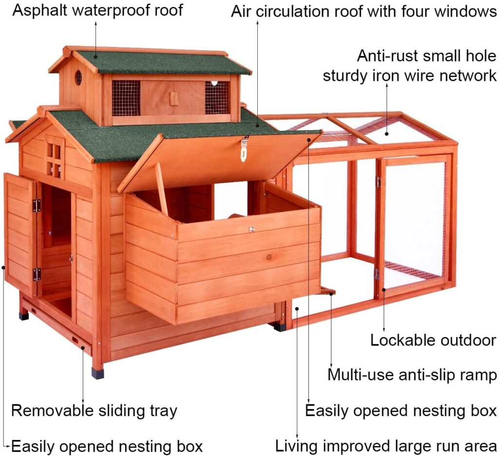 the best Chicken Coop