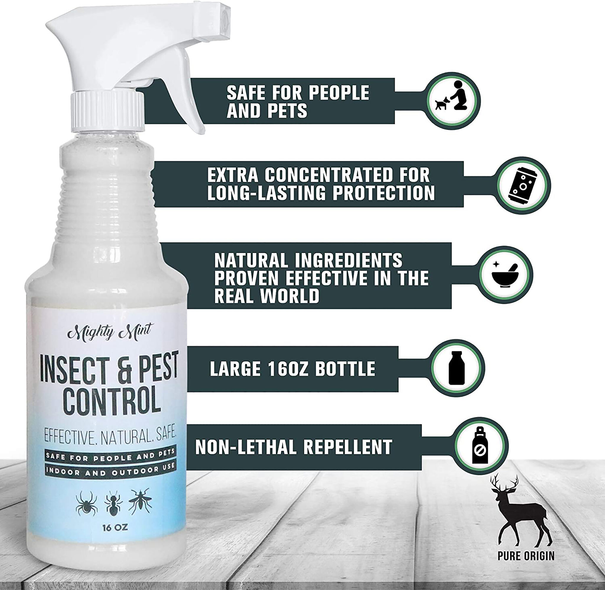 Pest Control Peppermint Oil