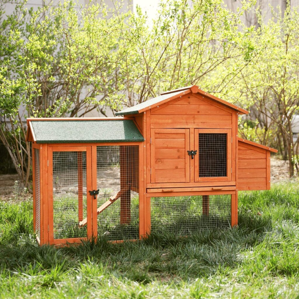 POTBY 41'' Chicken Coop
