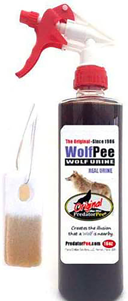 Original Wolf Urine Spray Bottle  review