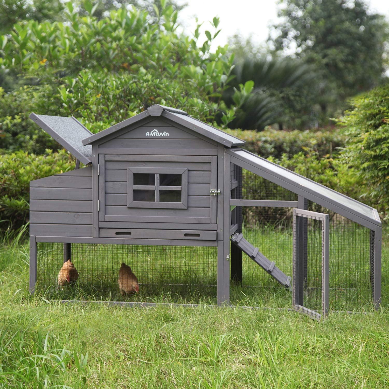 Wooden Chicken Coop review