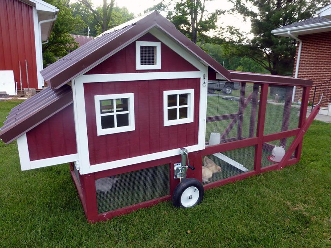 tractor coop