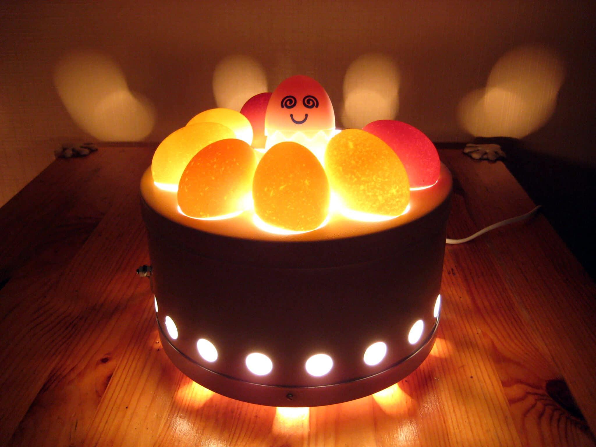egg candler tester