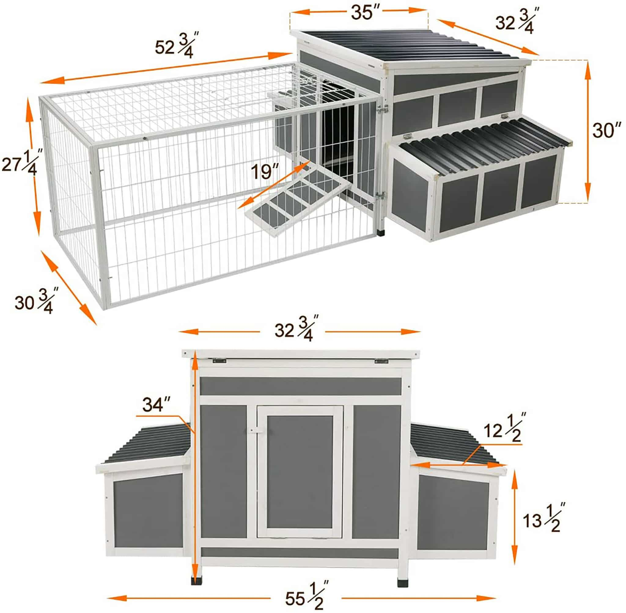 the best large chicken coop