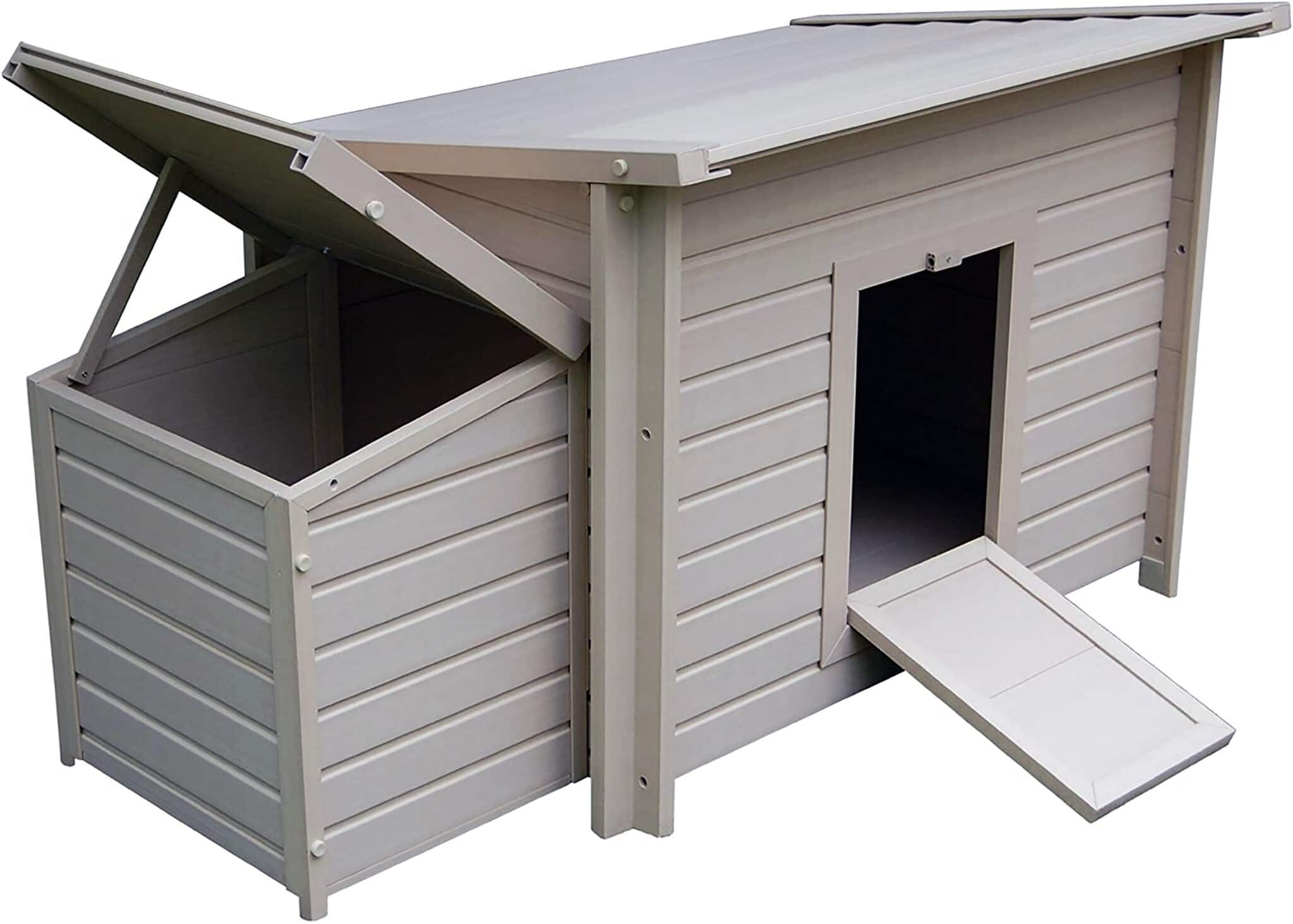 best eco plastic coop