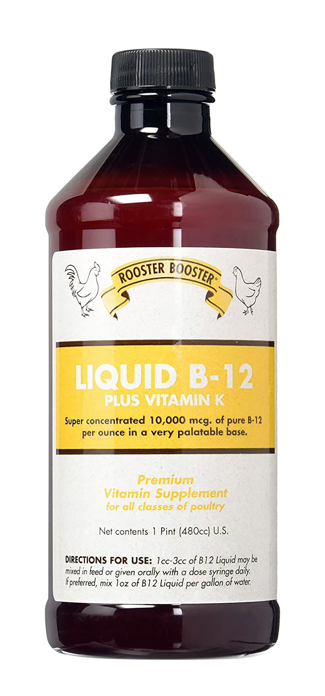 B-12 Liquid review