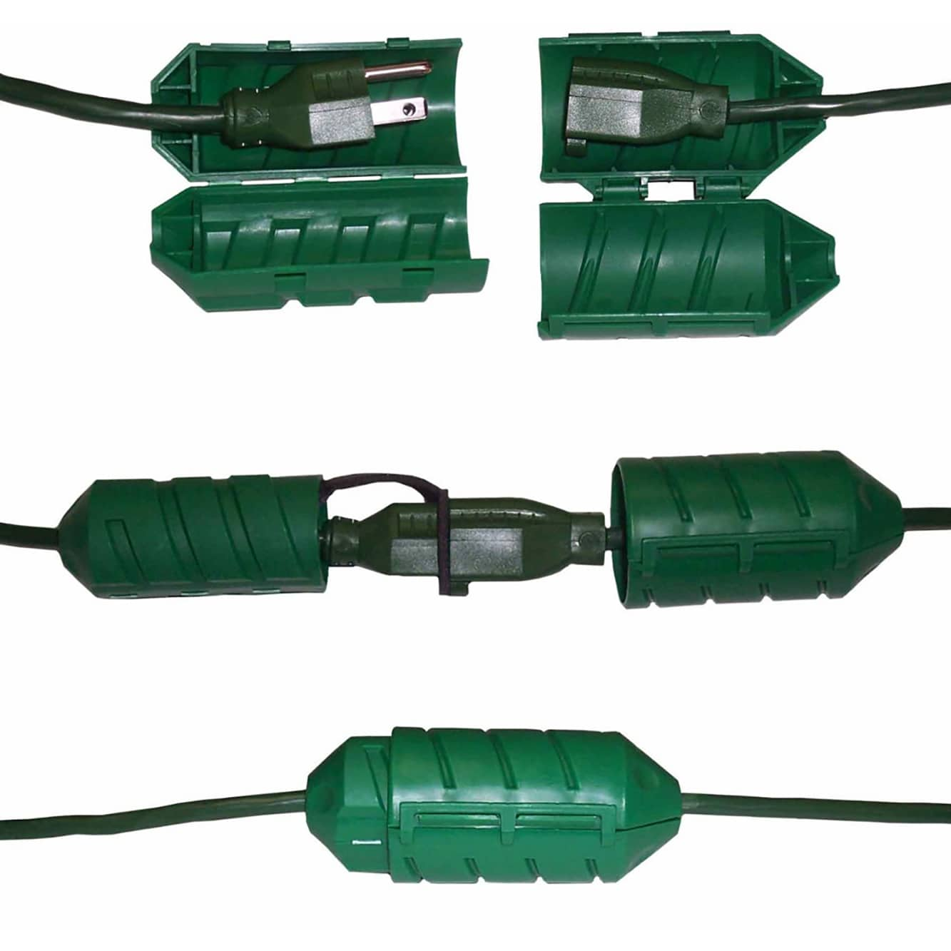 Connect Water-Tight Cord Lock-Green review