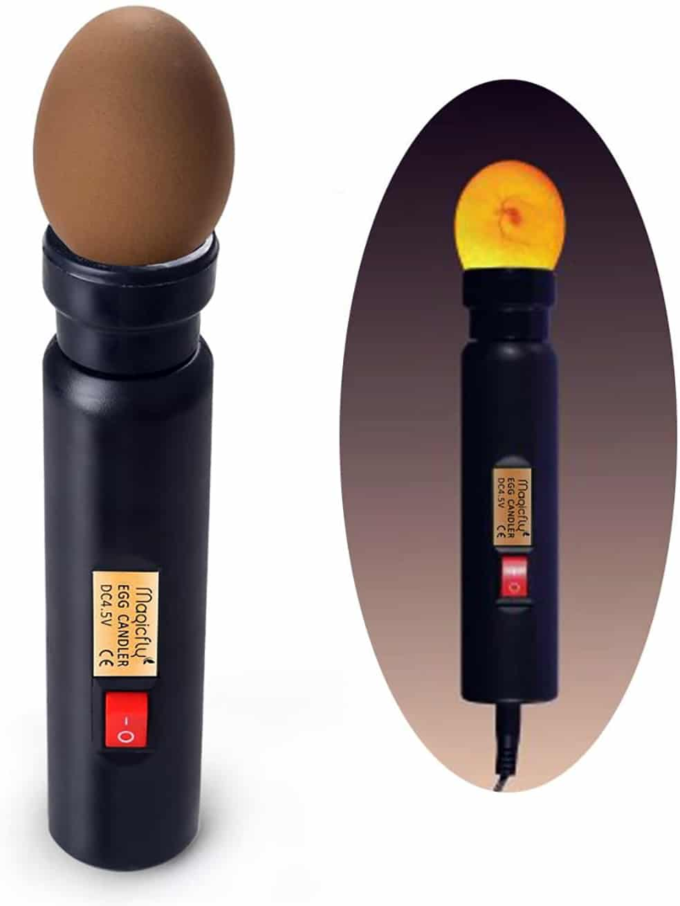 Light Egg Candler Tester review