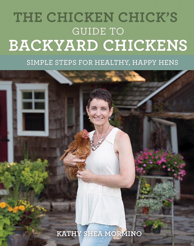 Books on raising chickens for eggs