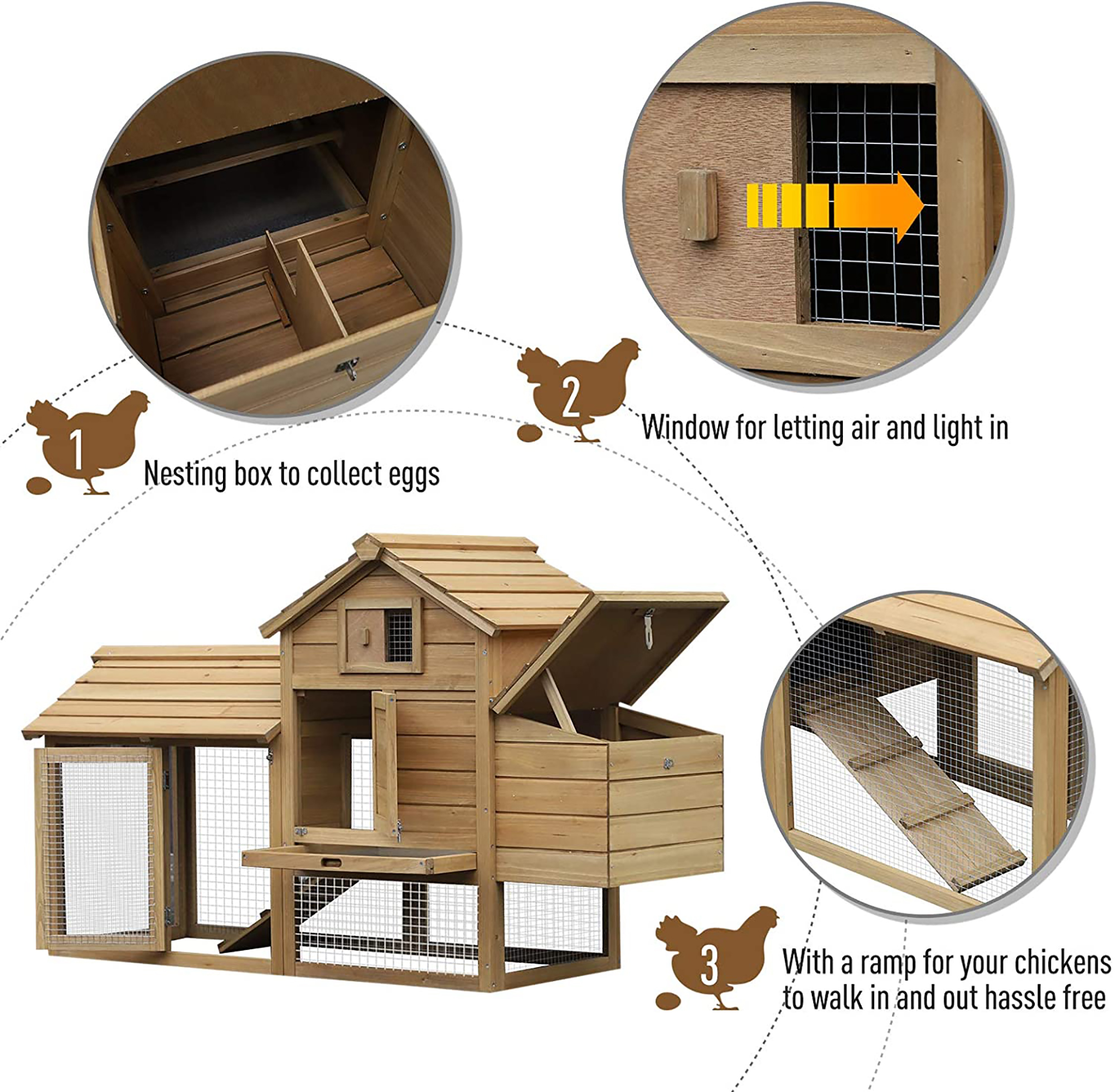 customer rated chicken coop