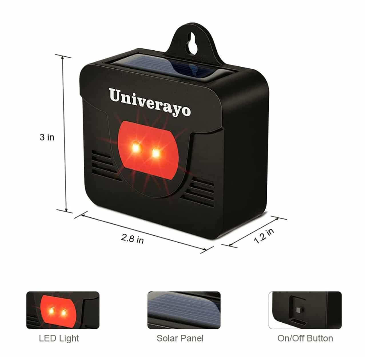 best ultrasonic animal repeller