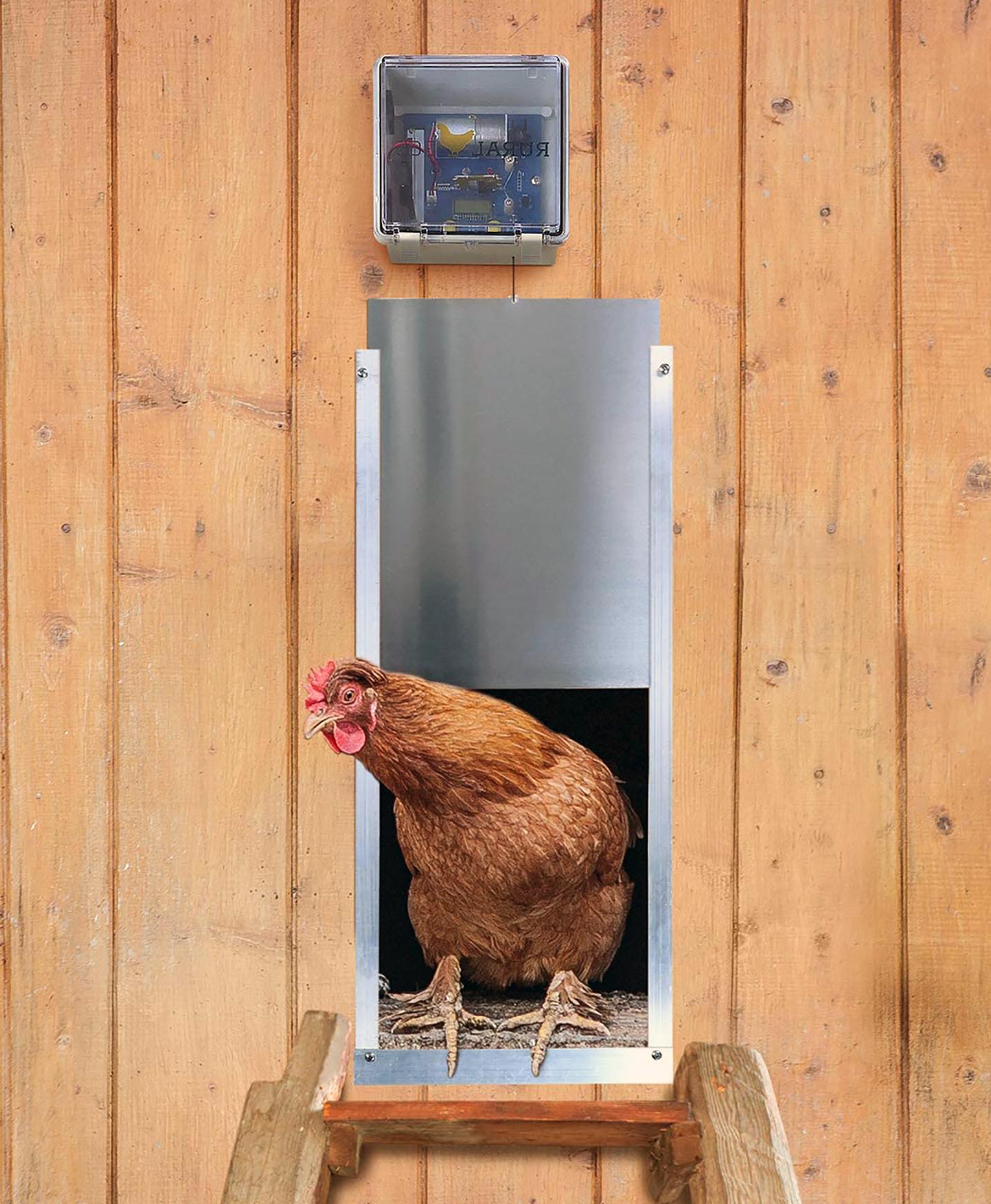 Best Light Sensor Coop Door Opener