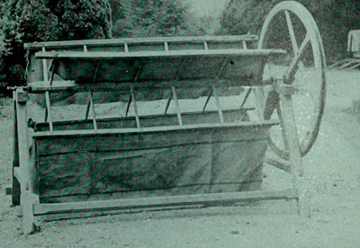 Winnowing Machine